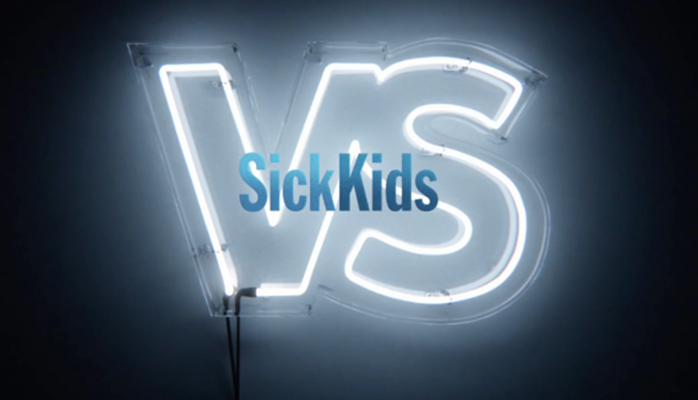 SickKids Shows the Rest How It's Done