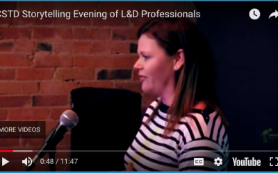 Learning Institute Live Storytelling Night